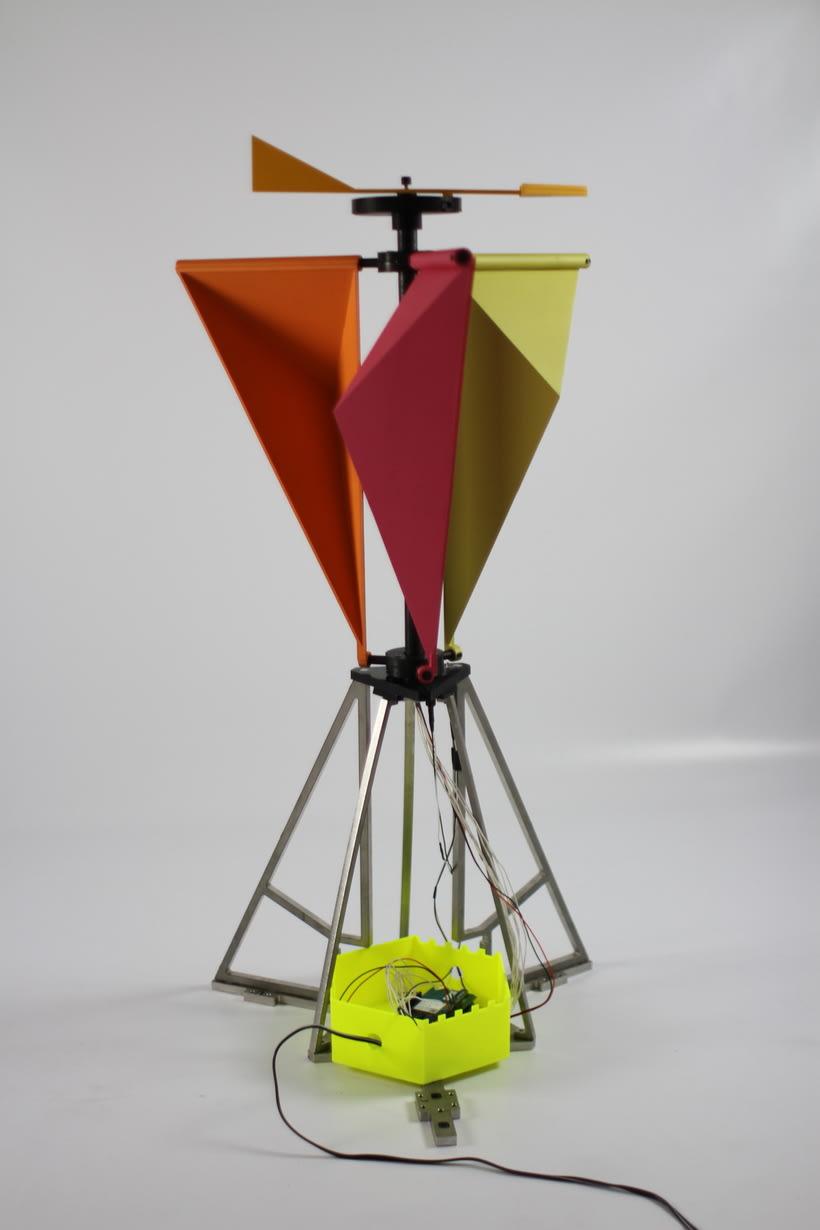 Kallpa - Diseño de producto / Gestión de la fabricación 4