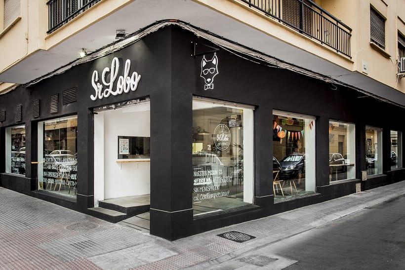 Sr Lobo - Café y entropía 2