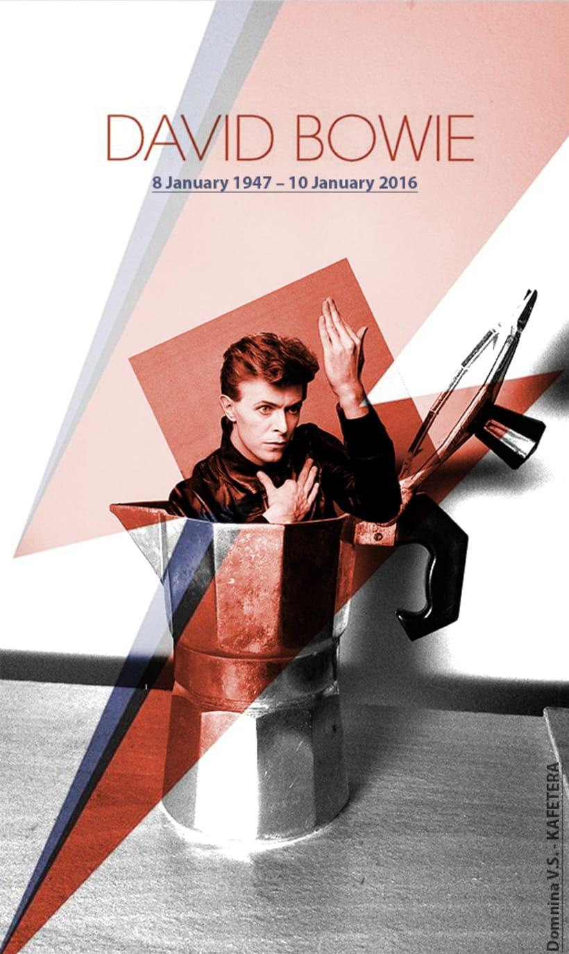 Póster David Bowie -1