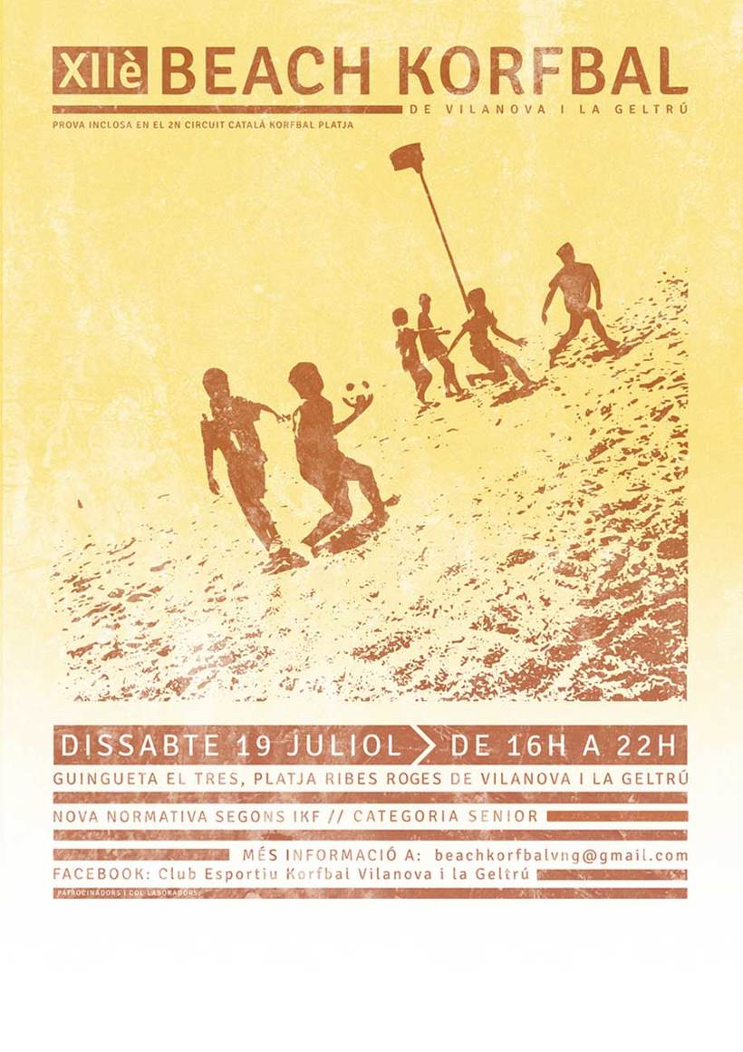 Posters |FCK Korball 2
