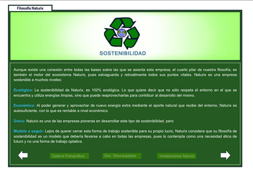WEB DESIGN: Naturix Aquiculture 4