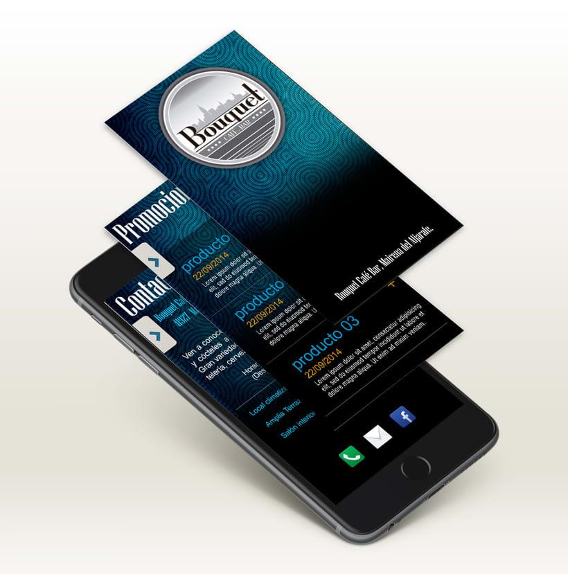 Diseño UI, UX aplicaciones móviles 2