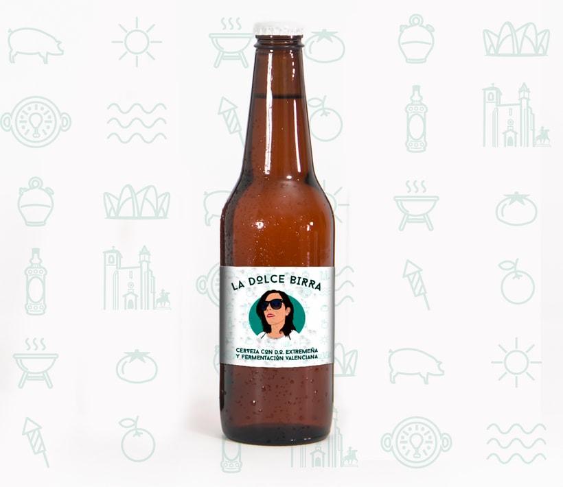 Cerveza personalizada 2