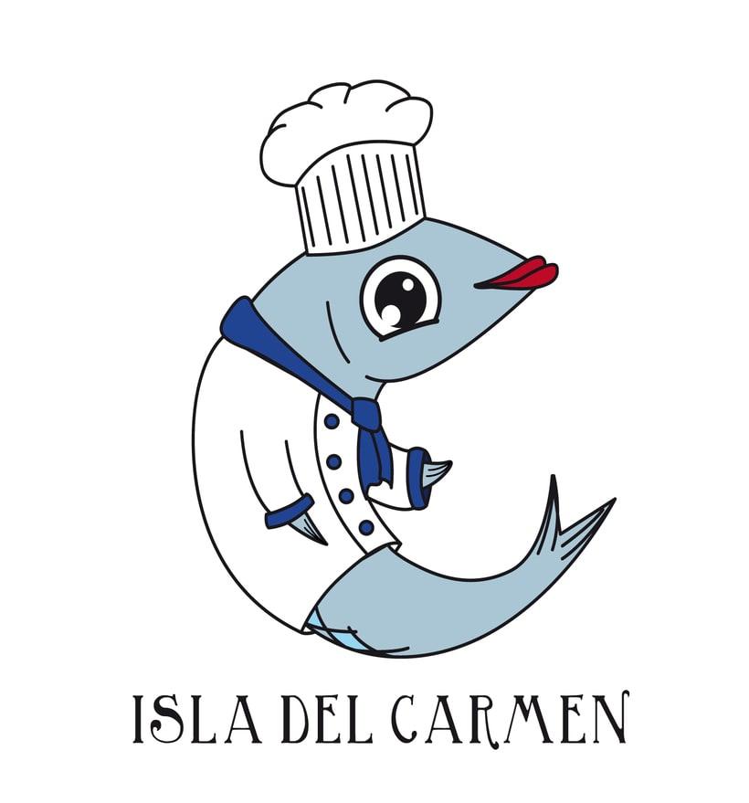 Mascota Isla del Carmen 0