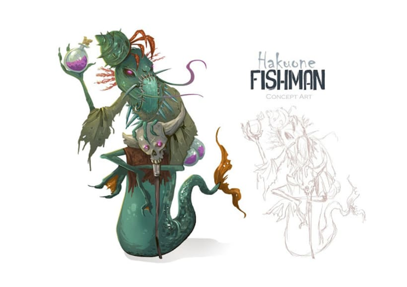 FISHMAN'S PROJECT and WILDMAN'S PROJECT 2