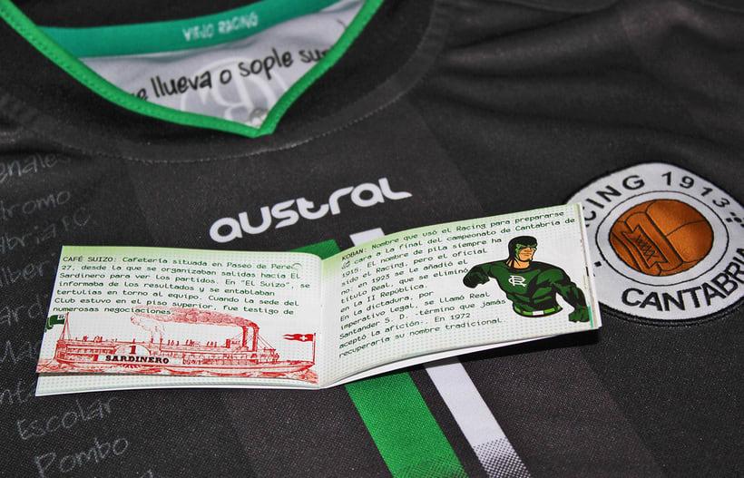 Librillo-Etiqueta para la camiseta del Centenario de Real Racing Club 3