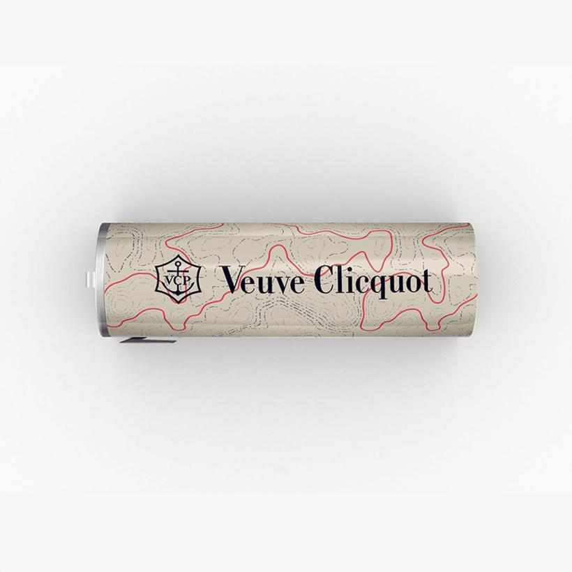 Rediseño edición especial Clicquot mailbox 2