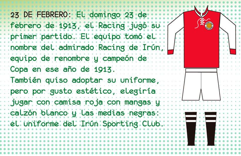 Librillo-Etiqueta para la camiseta del Centenario de Real Racing Club 8