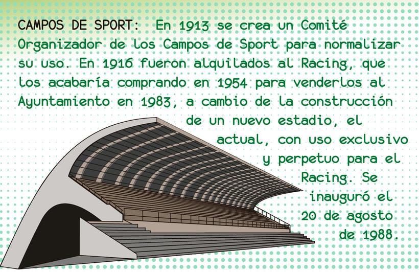 Librillo-Etiqueta para la camiseta del Centenario de Real Racing Club 11