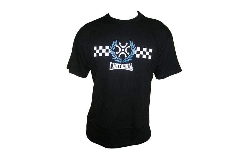 Camiseta Cantabria 0