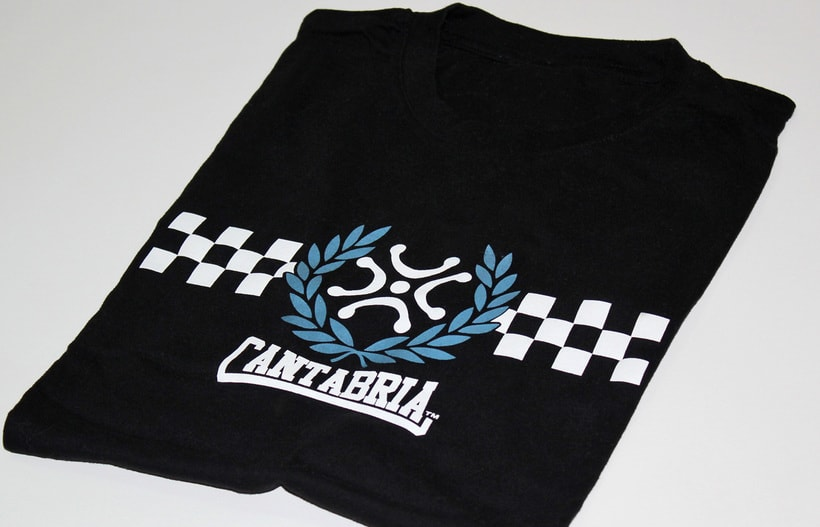 Camiseta Cantabria 4