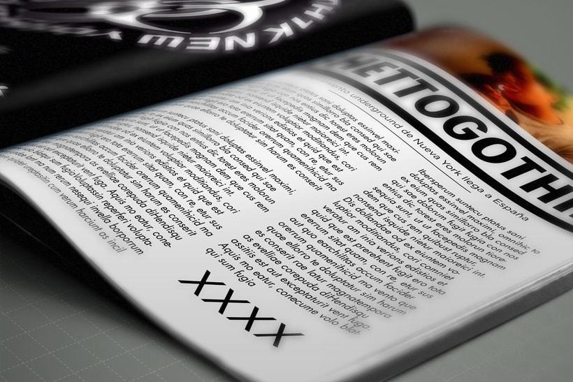 Max Magazine Propuesta 2
