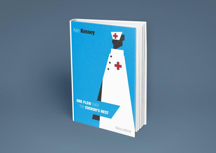 Diseño portada de libro 0