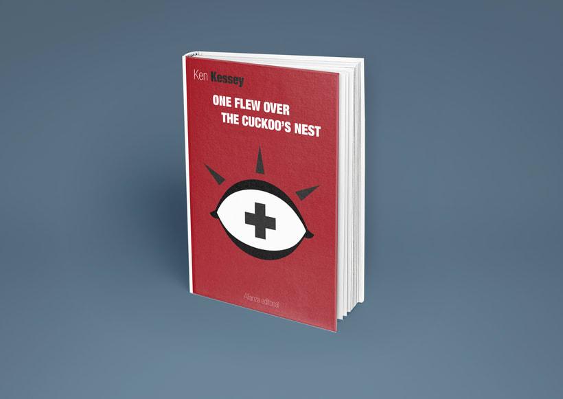 Diseño portada de libro 1