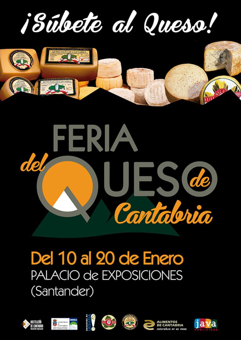 Feria del queso de cantabria domestika for Feria del mueble de yecla