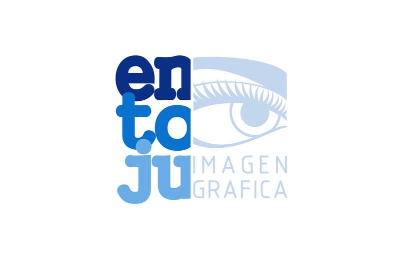Logo tipo ENTOJU - Imagen Gráfica -1