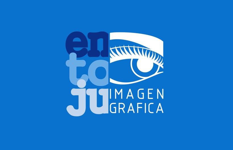 Logo tipo ENTOJU - Imagen Gráfica 1