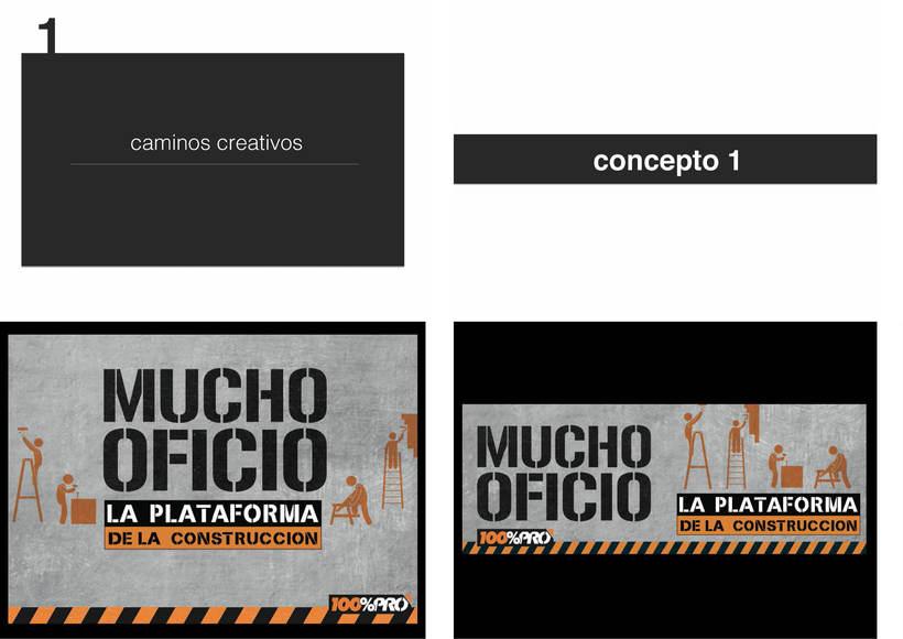 La plataforma de la construcción 0
