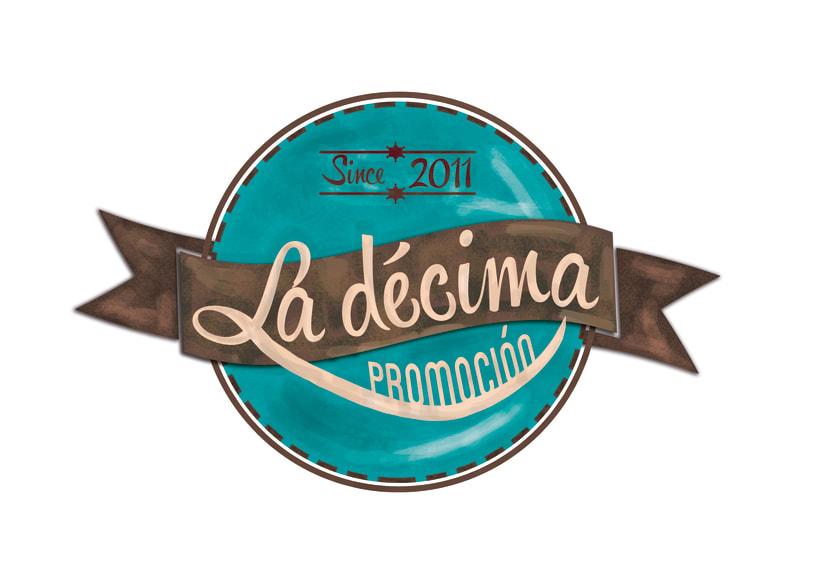 Logotipo La décima promoción (Publicidad y RR.PP.) -1