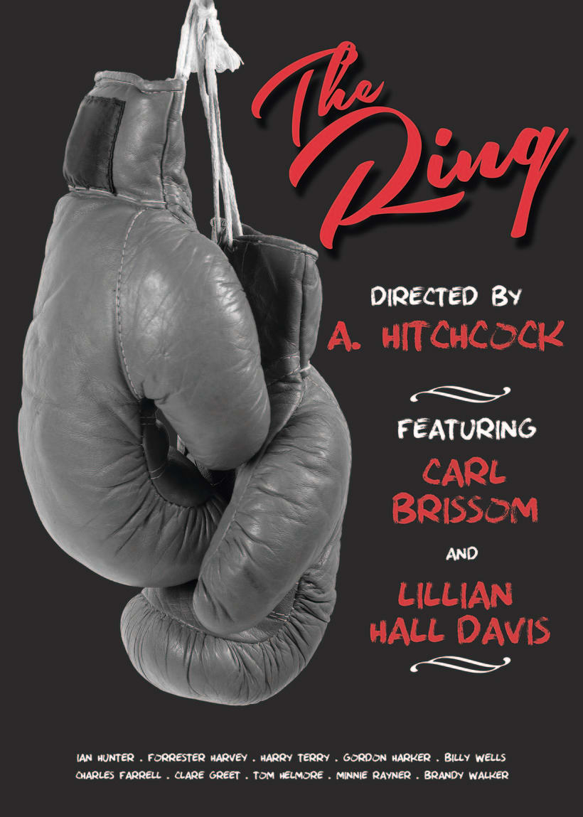 "Cartel ""The Ring"" -1"