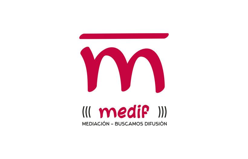 Logotipo MEDIF (mediación) 0