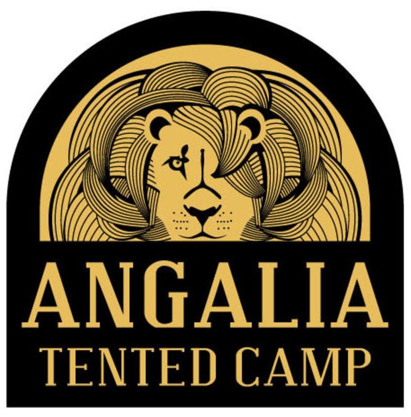 ANGALIA, hotel en Tanzania. Creación de la imagen para el hotel y diferentes aplicaciones. -1