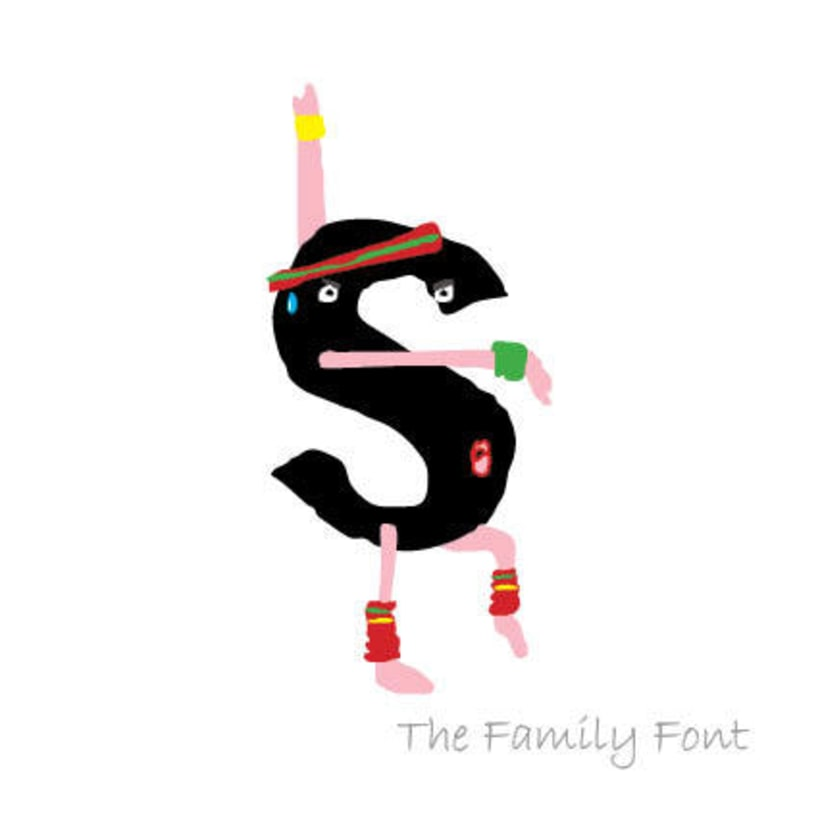 The Family Font 12