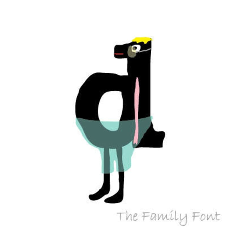 The Family Font 14
