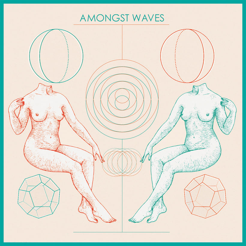 Amongst Waves Cover -1