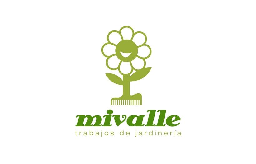 Logotipo MIVALLE - Jardinería -1