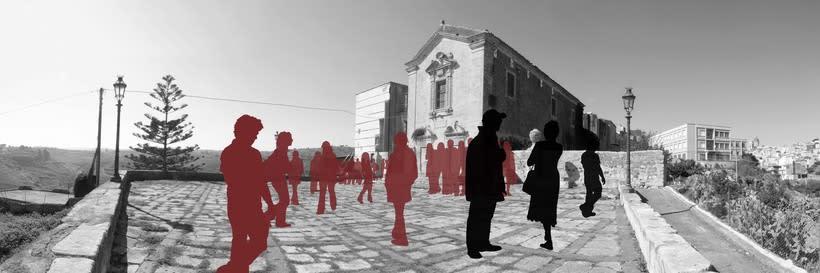 """Teatro y Territorio """"Bodas de sangre"""": un texto teatral para una comparación entre dos realidades urbanas 0"""