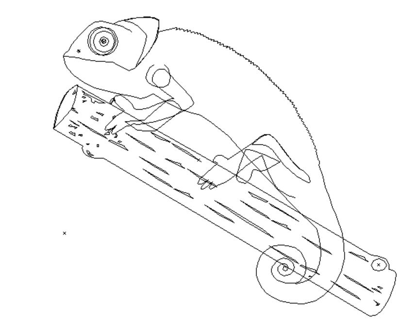 Camaleón 0