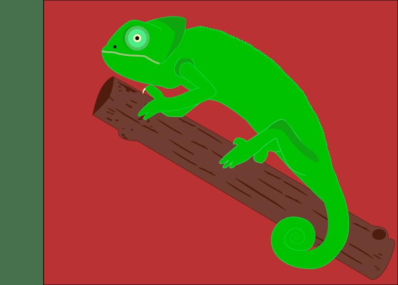 Camaleón 1