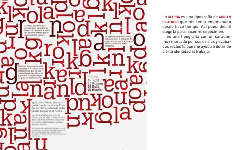 Espécimen Tipografico (Glypha) 0