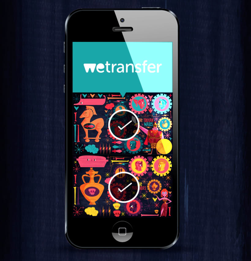 WeTransfer - Wallpapers 5