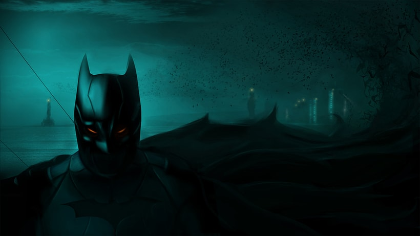Batman night -1