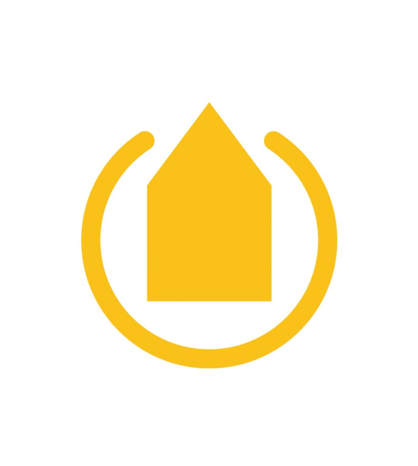 """Erso Company"" logo (solar energy installations for domestic use) -1"