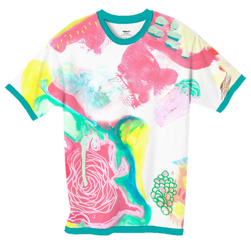 Diseño textil - Ilustración 1