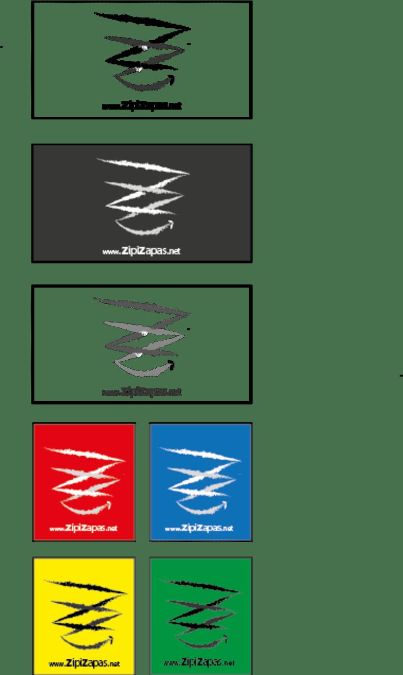 Branding ZipiZapas 1