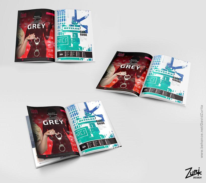 Publicidad: Suite Grey del Hotel Loob. 3