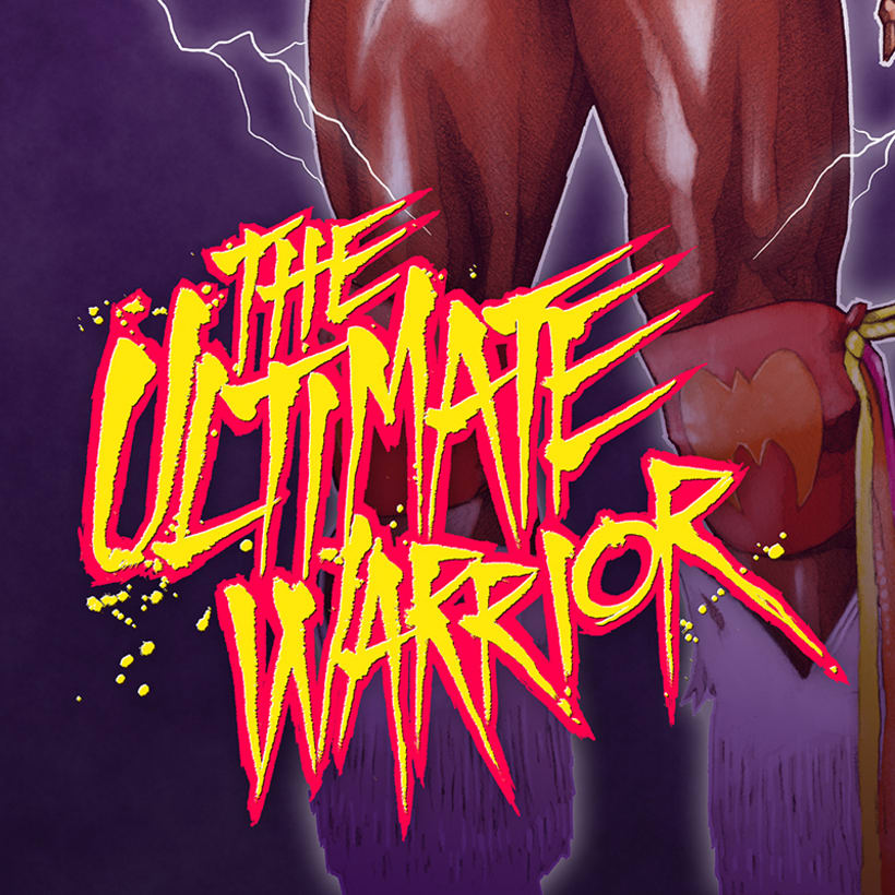 THE ULTIMATE WARRIOR 6