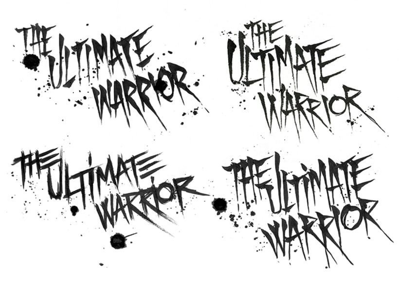 THE ULTIMATE WARRIOR 5