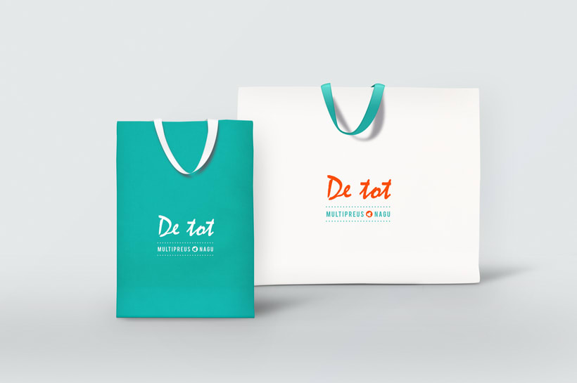 Branding & Corporate Design : De tot Multipreus Nagu 3