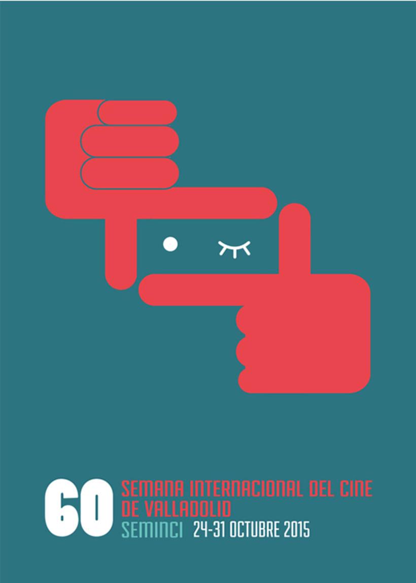 SEMINCI - Semana Internacional del cine de Valladolid 2015_Cartel -1