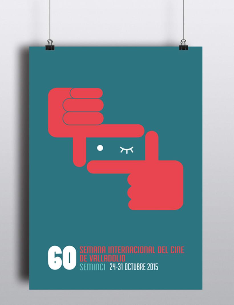 SEMINCI - Semana Internacional del cine de Valladolid 2015_Cartel 0