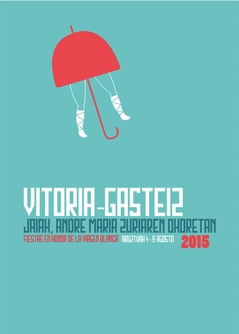 VITORIA-GASTEIZ, 2015_Cartel -1