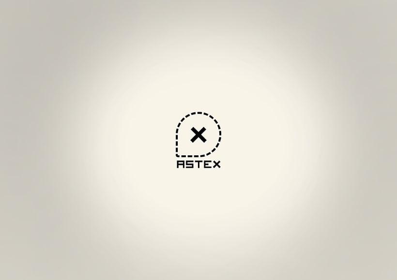 ASTEX  Escuela de Idiomas_Identity 0
