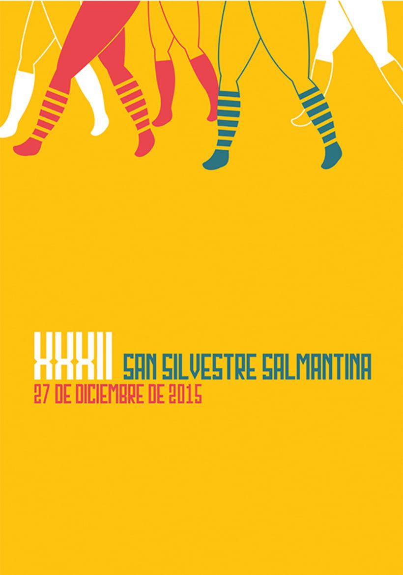 San Silvestre XXX edición_ Cartel 0