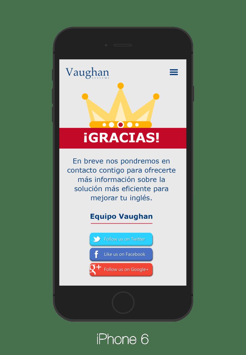 App para test de nivel - Grupo Vaughan -1
