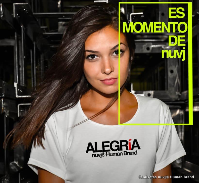 Nuevas camisetas nuvj con Mireia Blanes. 1